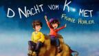 CD Hülle: Kamel mit zwei Kindern auf dem Rücken