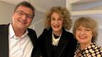 Marc Hauser und Ursula Berger waren Gäste im «Persönlich» mit Daniela Lager