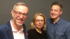 Dani Fohrler, Pasqualina Perrig-Chiello und Ivo Adam