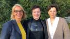 Sabine Boss, Sonja Hasler und Lucas Fischer.