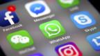 Wegen einer Sicherheitslücke in Whatsapp ist ein Updaten empfohlen.