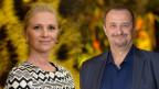 Die Schauspielerin und der Wohltäter: Esther Gemsch und Christoph Schmocker.
