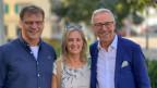Oliver Fuchs Zoe Haas und Dani Fohrler