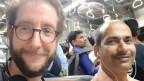 Mit Thomas Gutersohn unterwegs in der S-Bahn, «Local Train» genannt.