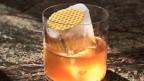 Ein alkoholfreies Getränk aus der Sternenküche des Grandhotels Quellenhof in Bad Ragaz. ohne Alkohol.