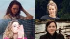 Portraits von Veronica Fusaro, Jaël, Lina Button und Vera Kaa