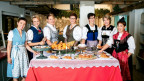 Gruppenbild der Landfrauen der 13. Staffel «Landfrauenküche»