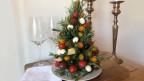 Weihnachtsbaum zum Essen.