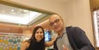 Markus Erb mit seiner Frau Shiela