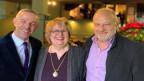Daniel Fohrler, Rita Baechler-Barth, Filippo Leutenegger