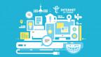 Das Internet der Dinge: Kühlschrank, Kaffeemaschine, Waschmaschine, alles ist vernetzt.