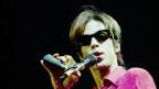 Der Sänger Prince.