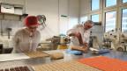 SRF 1-Foodredaktorin Maja Brunner entdeckt das Zürcher Läckerli.
