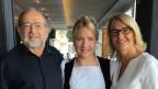 Samy Gugger, Barbara Klossner und Sonja Hasler