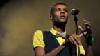 Der belgische Musiker Stromae, Erfinder des Wortes «Papaoutai»