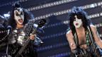 Kiss bei einem Auftritt in Deutschland, 2010.