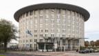 Gebäude der Chemiewaffen-Abrüstungskonferenz in Den Haag