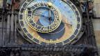 Astronomische Uhr.