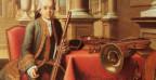 Plattencover «Cellokonzerte des Barock».