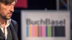 Lukas Bärfuss an der BuchBasel