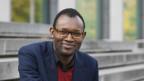 Der 35-jährige kongolesische Autor Fiston Mwanza Mujila.