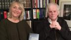 Luzia Stettler zu Besuch bei Pascal Mercier