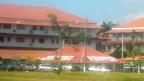 Die berühmt-berüchtigste Escuela de las Americas in Panama.
