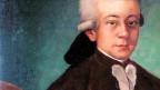 W. A. Mozart, im Alter von 21 Jahren.