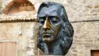 Büste von Frédéric Chopin.