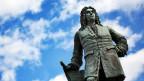 Statue von Georg Friedrich Händel.