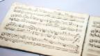 Notenblatt von Wolfgang Amadeus Mozart