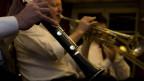 Symbolbild einer Klarinette.