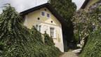 Foto von dem Geburtshaus von Josef Suk
