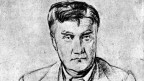 Illustriertes Porträt von Ralph Vaughan Williams