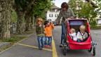 Soeben von der Unicef zur «kinderfreundlichen Gemeinde» gekürt: Lyss im Kanton Bern.