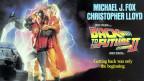 Gilt als Klassiker unter den Zeitreise-Filmen: «Zurück in die Zukunft» (hier das Plakat der Fortsetzung, 1989).