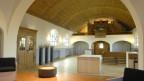 Kapelle im Inselspital.