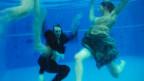 Die Unterwasseroper «Das Alter der Welt».