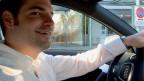 Patrick Gressbach verbringt aufs Jahr hochgerechnet 13 Tage im Auto.