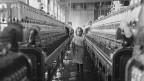 Kinderarbeit in einer Fabrik (Symbolbild).