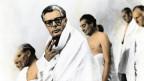 Filmausschnitt von «Achteinhalb» von Frederico Fellini.