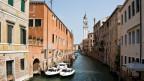 Heimat von Guido Brunetti: Venedig.