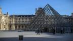 Schauplatz der ersten Episode: Le Louvre in Paris.