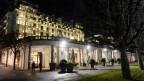Schauplatz der 2. Staffel von «Kilroy was here»: Das Beau Rivage in Genf.