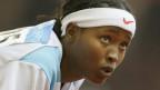 Am Start in Peking 2008: Samia Yusuf Omar.