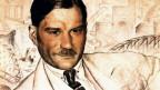 Jewgeni Samjatin, porträtiert von Boris Kustodijew.