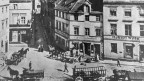 Im Berlin vor dem 1. Weltkrieg.