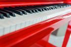 Rotes Klavier