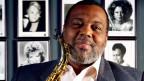 Saxophonist Arthur Blythe.