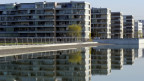 Wenn die Gebäude dich aneinander sind, ist die Gestaltung des gemeinsamen Raums wichtig.